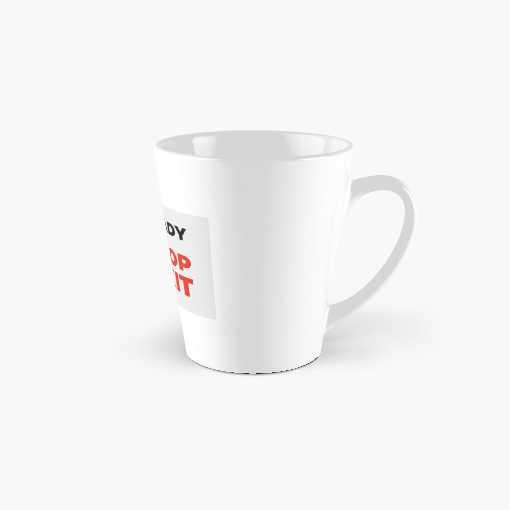 GET READY to Stop Brexit Tall Mug