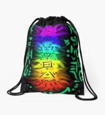Chakra  Drawstring Bag
