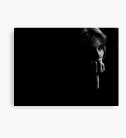 Drowned Out (ltd ed) Canvas Print