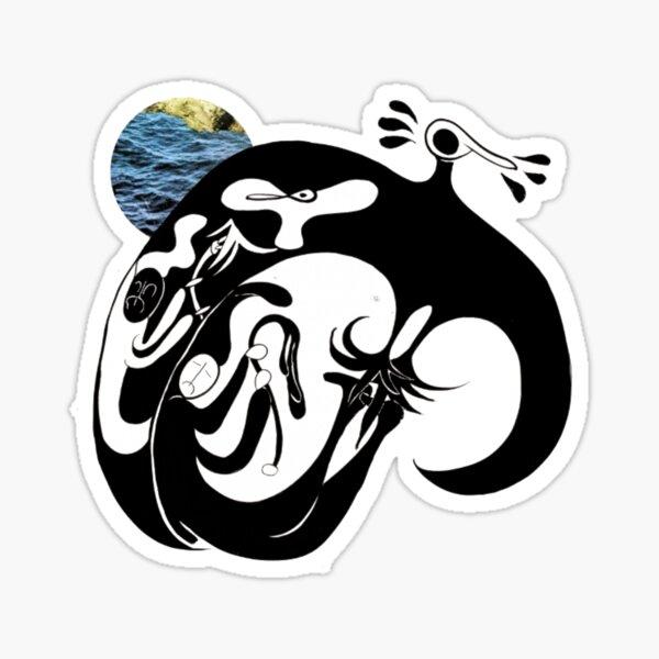 DIIV I Sticker