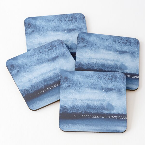 Storm Approaching Coasters (Set of 4)