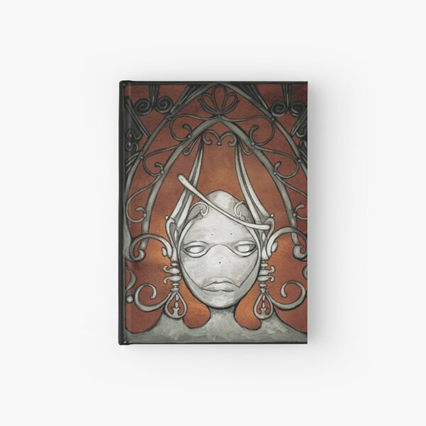 Grimoire Weiss Hardcover Journal