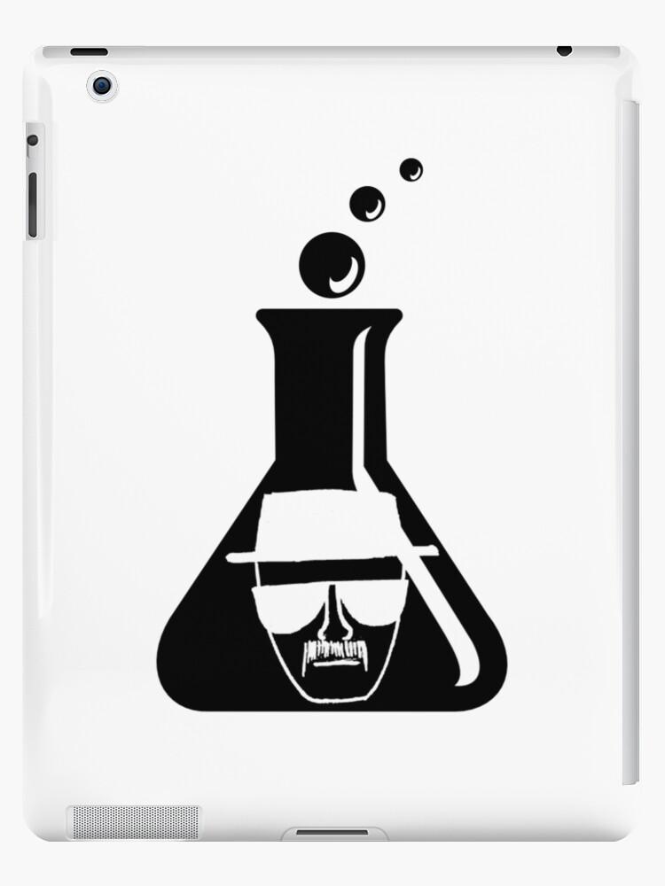 Heisenberg Flask by ScottW93