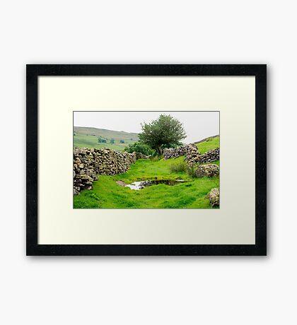 Kentmere Framed Print