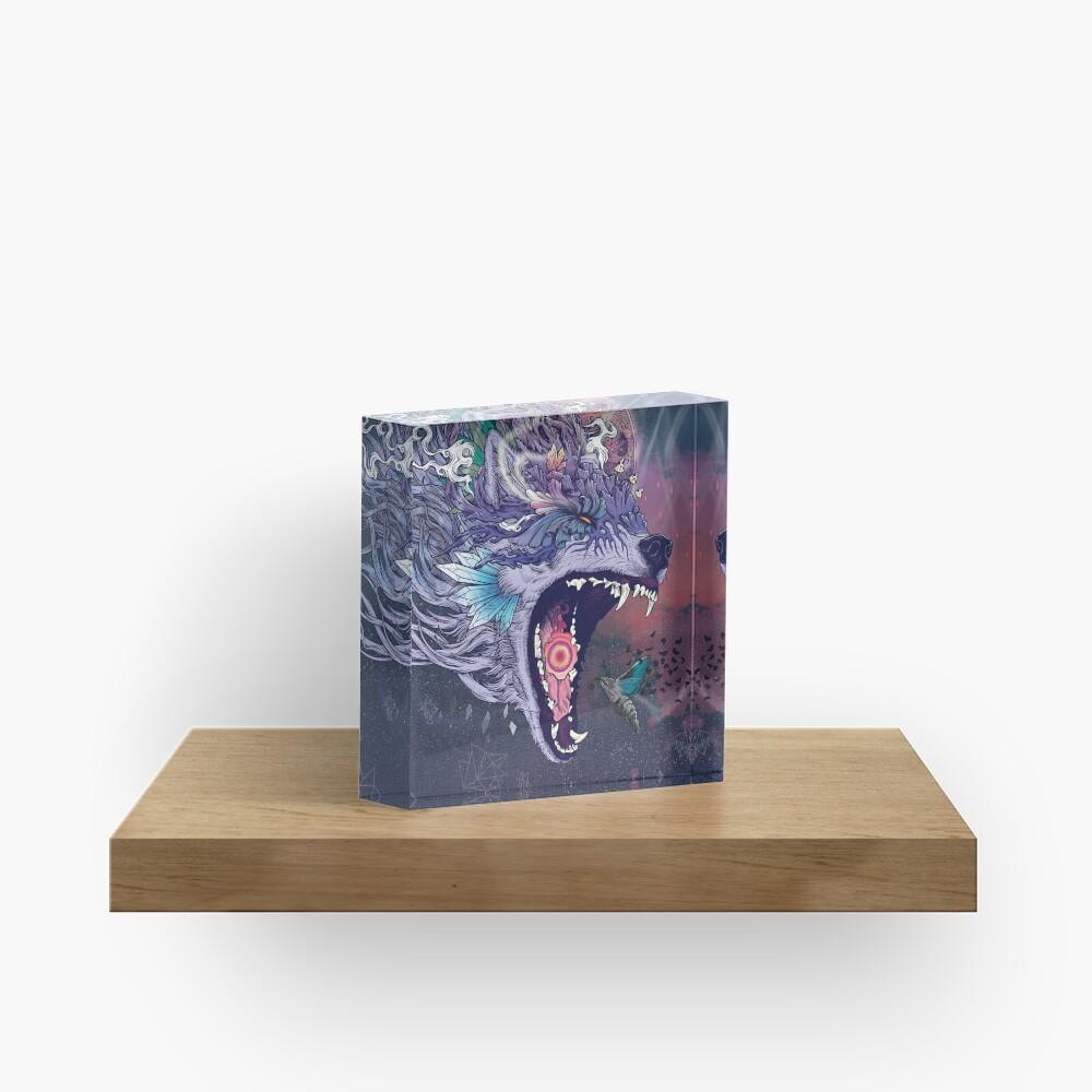Kalopsia Acrylic Block