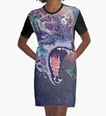 Kalopsia Graphic T-Shirt Dress