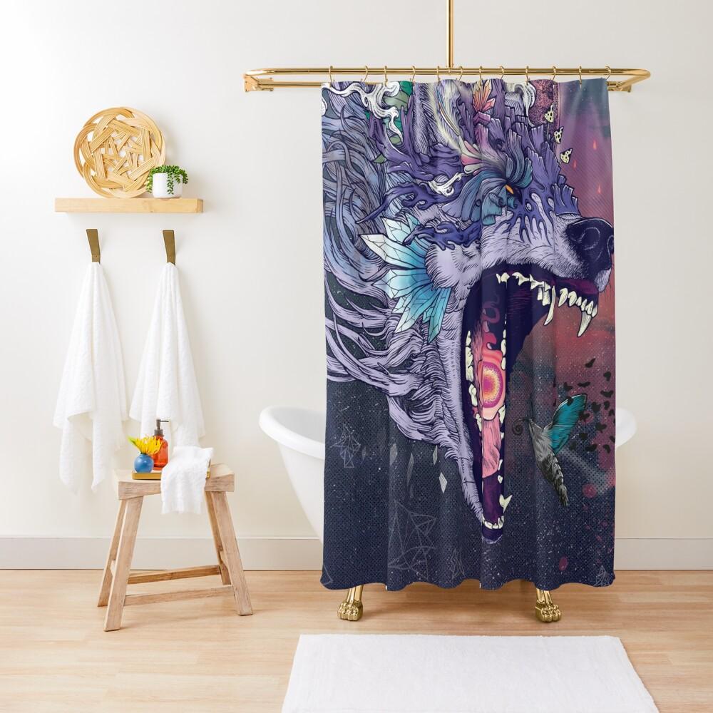 Kalopsia Shower Curtain