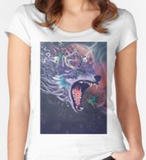Kalopsia Fitted Scoop T-Shirt