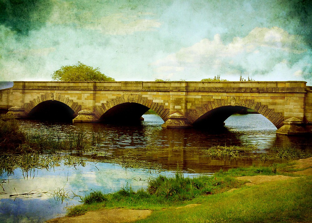 Old Bridge... by Carol Knudsen