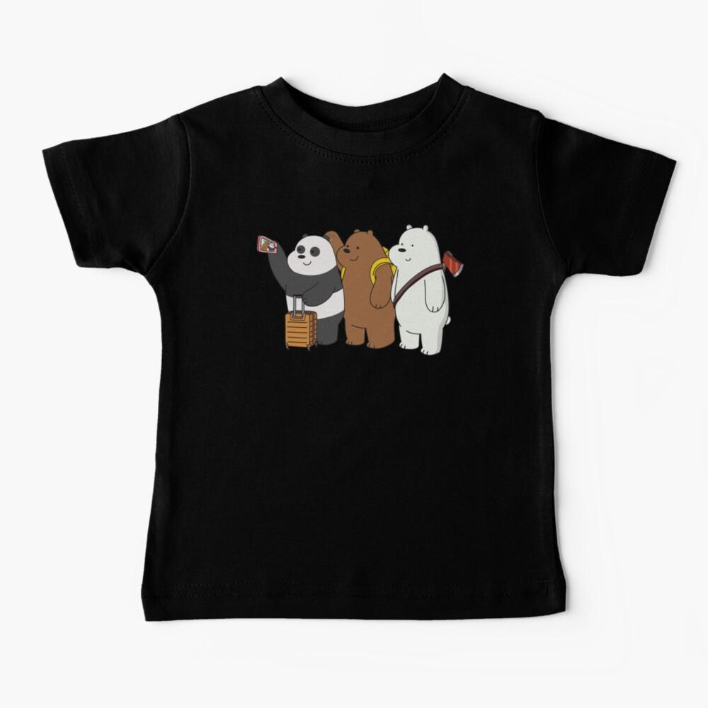 We Bare Bears Baby T-Shirt