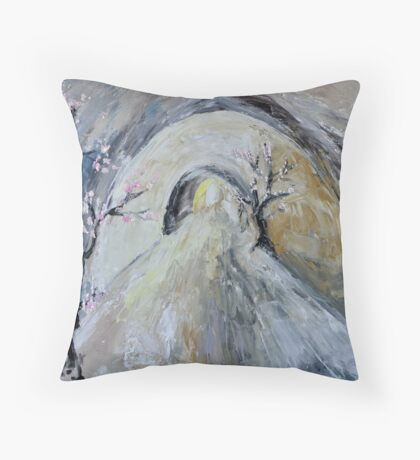 gate of tears Throw Pillow