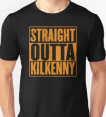 Straight Outta Kilkenny T-Shirt