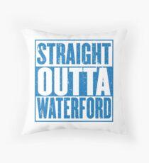 Geradeaus Outta Waterford Dekokissen