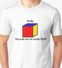 Simple Cubic T-Shirt