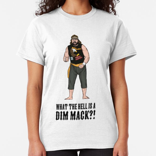 What the Hell is a Dim Mack?! Classic T-Shirt