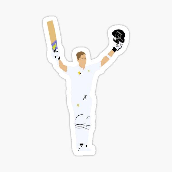 Steve Smith Cricket Australia Sticker