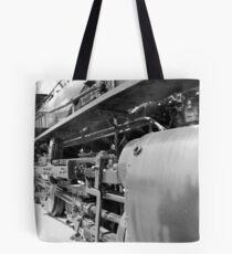 Locomotive  Tote Bag