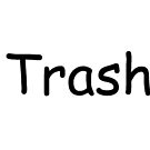 Phil Trash #2 - Dan and Phil inspired  by designedbybee