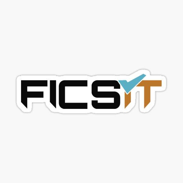 FICSIT Satisfactory Sticker