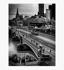 Melbourne CBD Photographic Print