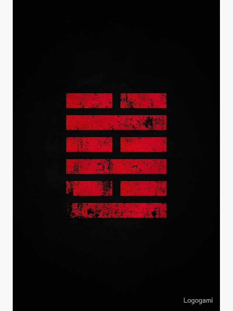 Arashikage Clan Logo · Distressed by Logogami