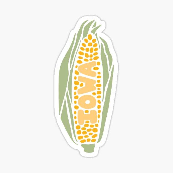 Iowa Corn Sticker