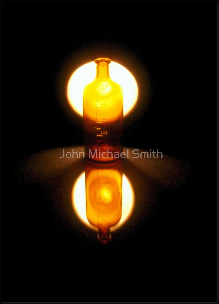 Bottled Light by John Michael Smith