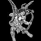 Zombie Cupid by ZugArt