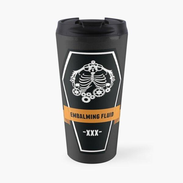 Embalming Fluid - Halloween Travel Mug