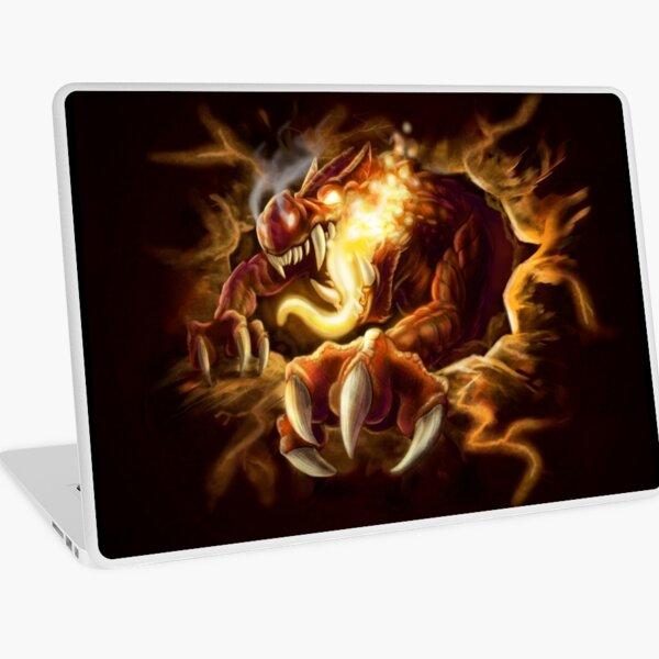 Magma Laptop Skin