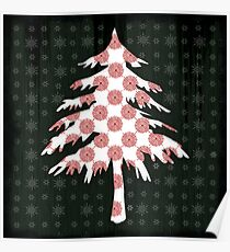 Christmas Tree - PRINT Poster