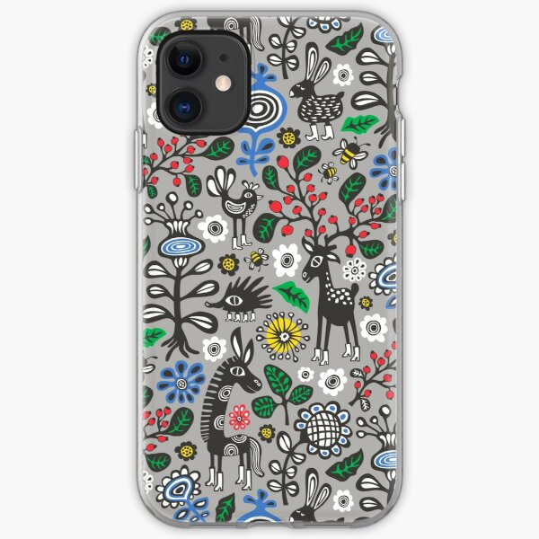 On high Heels Deer iPhone Soft Case