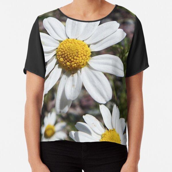 Mayweed wildflower Chiffon Top