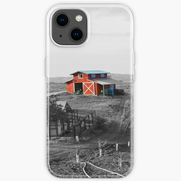 The Red Barn iPhone Soft Case