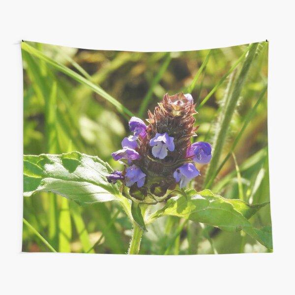 Self Heal Wildflower Tapestry