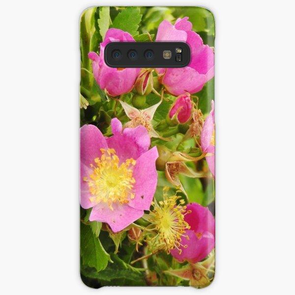 Wild Roses Samsung Galaxy Snap Case