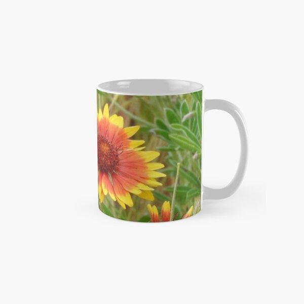 Blanket Flower Wildflowers Classic Mug
