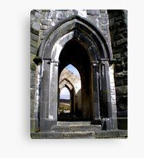 Thru the Arches Canvas Print