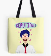 Beautiful! - Rei Ryugazaki Tote Bag
