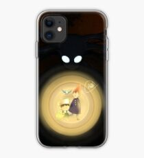 Over The Garden Wall Beast looms over iPhone Case