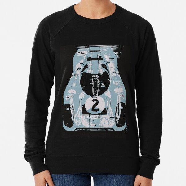 1969 Porsche 917K Le Mans Race Car Lightweight Sweatshirt