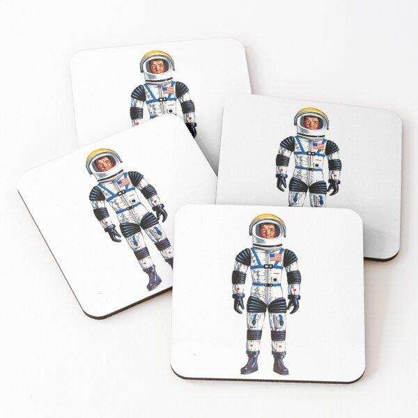 MAJOR MATT MASON ART Coasters (Set of 4)