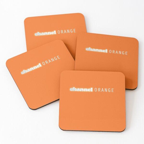 channel orange Frank ocean album Coasters (Set of 4)