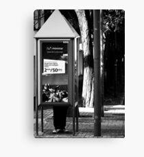 Mobile Phone....? ? ? Canvas Print