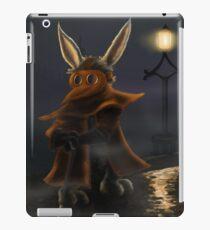 Plague Bunny  iPad Case/Skin