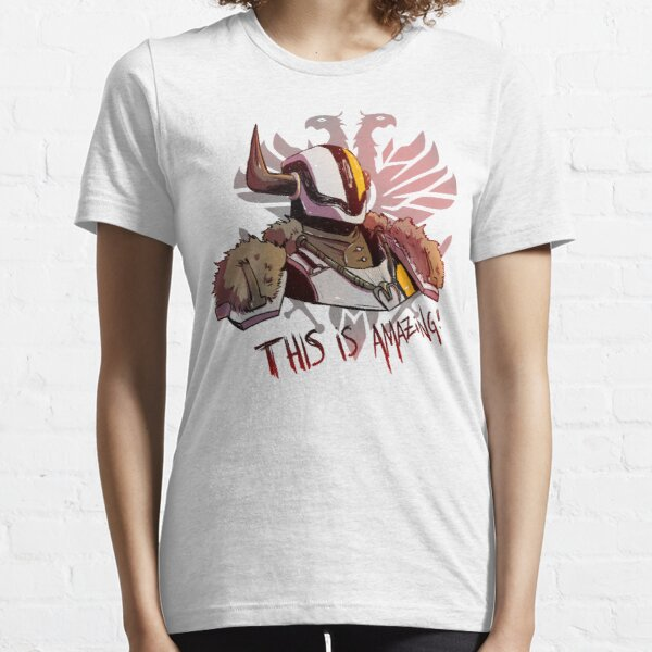 THIS IS AMAZING!  Essential T-Shirt