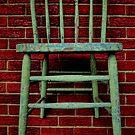Chair - otherwise untitled by Debra Fedchin