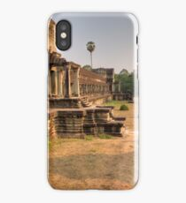 Angkor Wat East Entrance iPhone Case/Skin