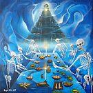Inframundo underworld by Angel Ortiz