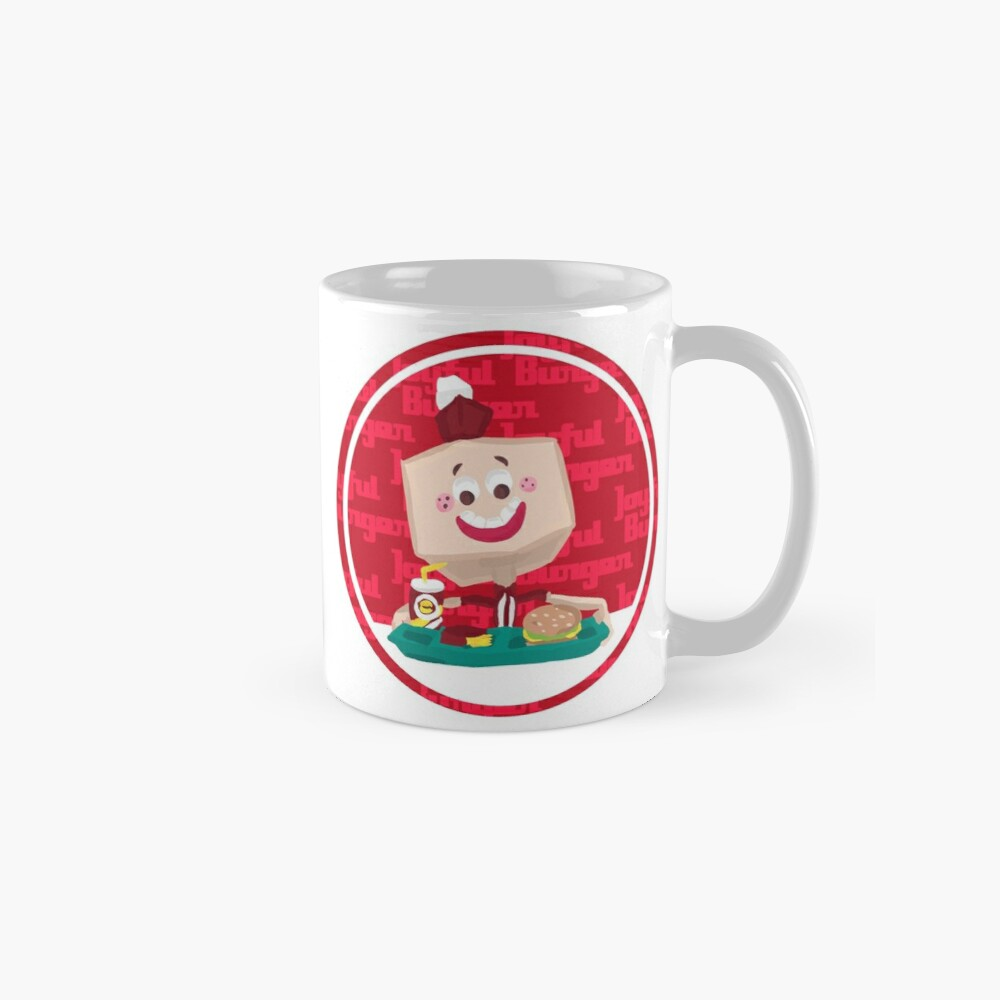Larry the Joyful Burger Worker - The Amazing World of Gumball Mug